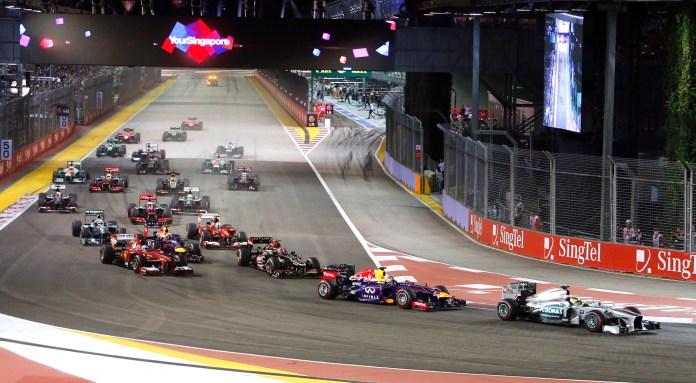 Formel 1 - Singapur