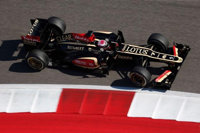 Formel 1 - GP USA 2013, Lotus, Kovalainen
