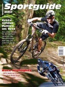 Sportguide Bike Juli 2009, Cover