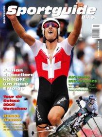 Sportguide Bike Mai 2009, Cover