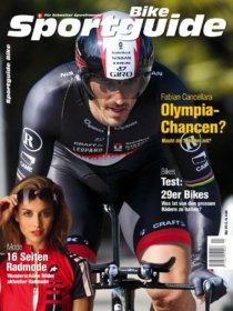 Sportguide Bike 2/2012, Cover
