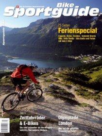Sportguide Bike 3/2012, Cover