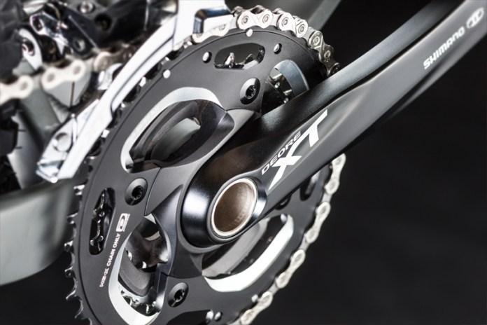 Pure Cycling Nerve AL 8.0, Kurbel