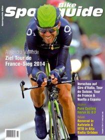 Sportguide Bike, 2/2014, Cover