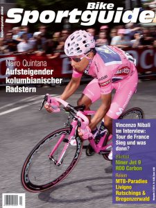 Sportguide Cover Bike 3/2014