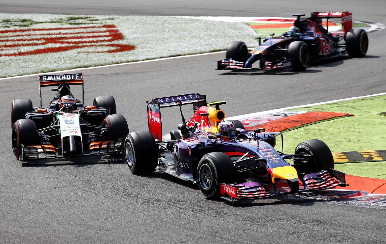 Formel 1 - GP Italien 2014, Ricciardo