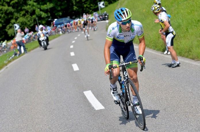 Nino Schurter, 78. Tour de Swiss 2014, 3. Etappe