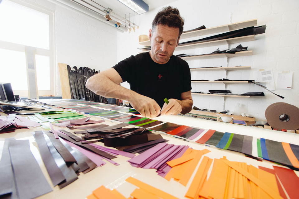 Zai Giubileum Crafting, Simon Jacomet