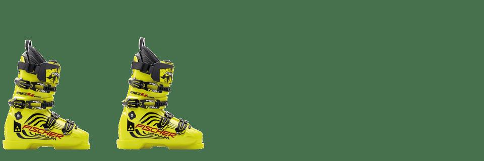 Fischer-Worldcup-Skischuhe