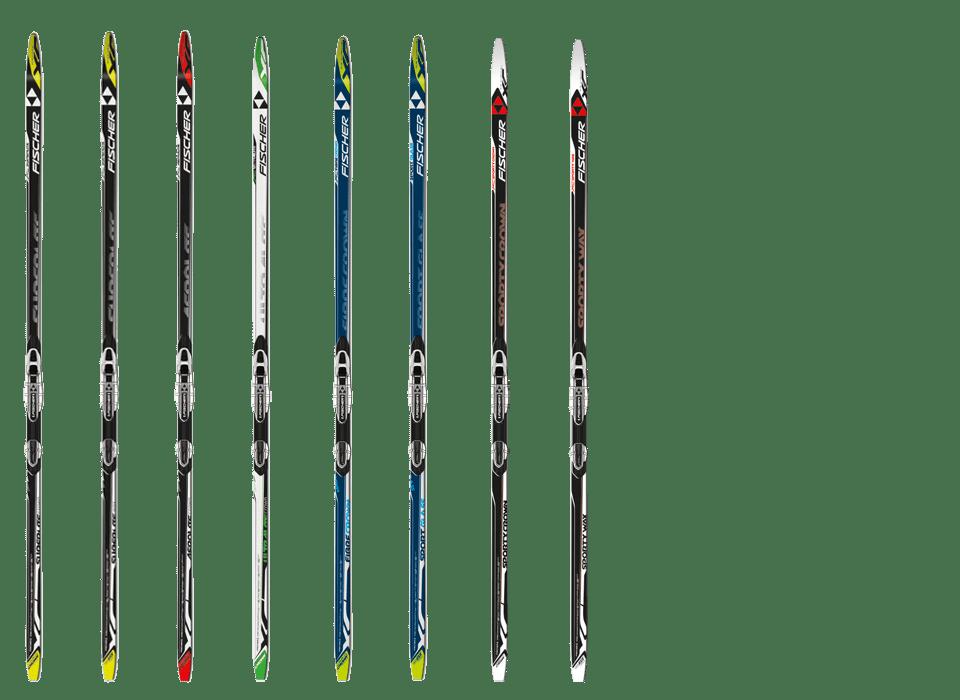 Fischer Langlaufski 2014/15, Modellserie Sport