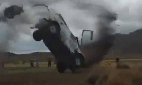 Crash-Bild