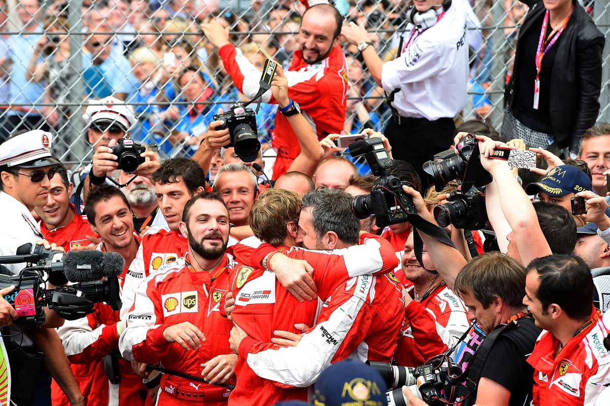 Monaco2015-Vettel-Jubel