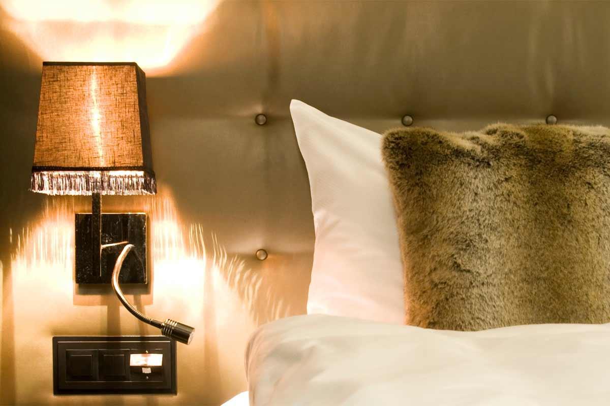 Hotel Grischa, Zimmer