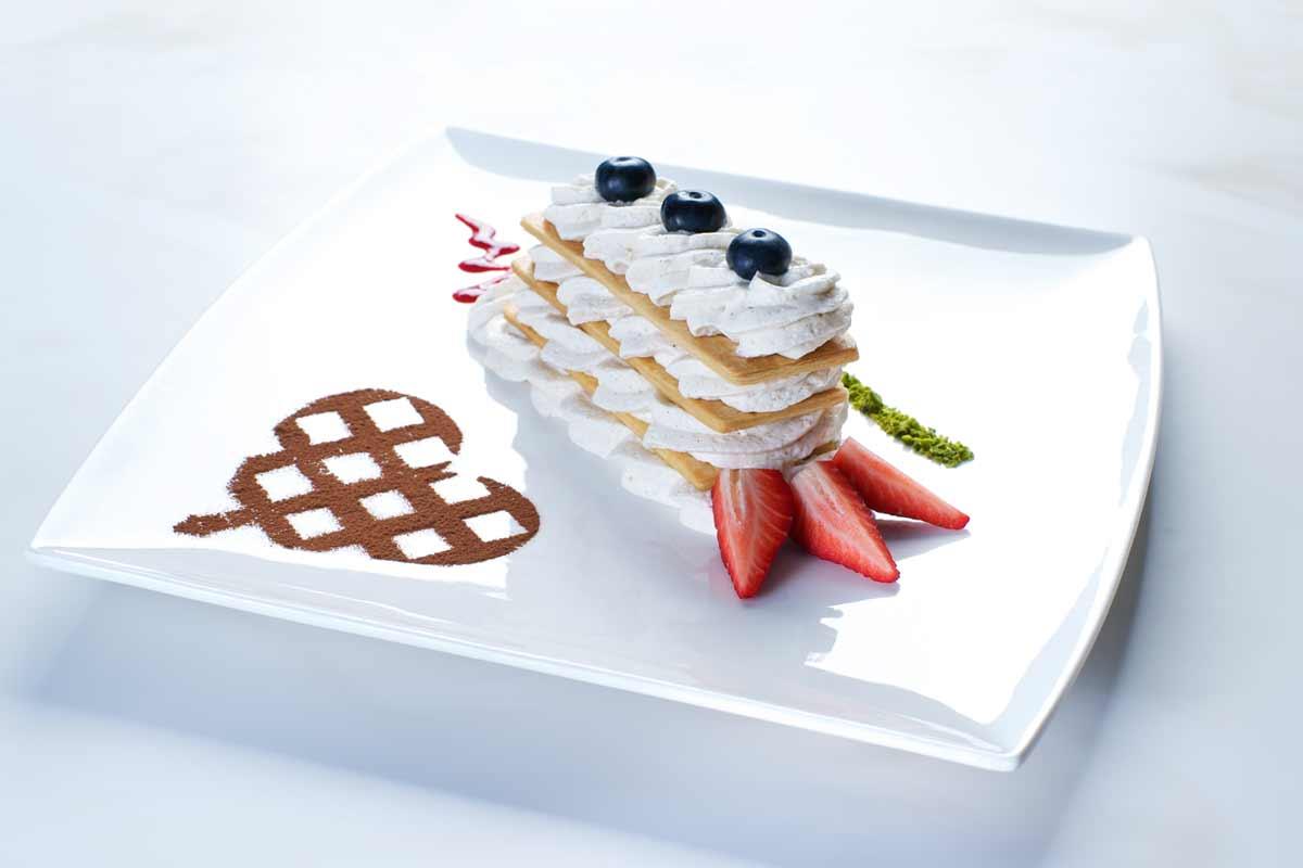 Morteratsch Dessert