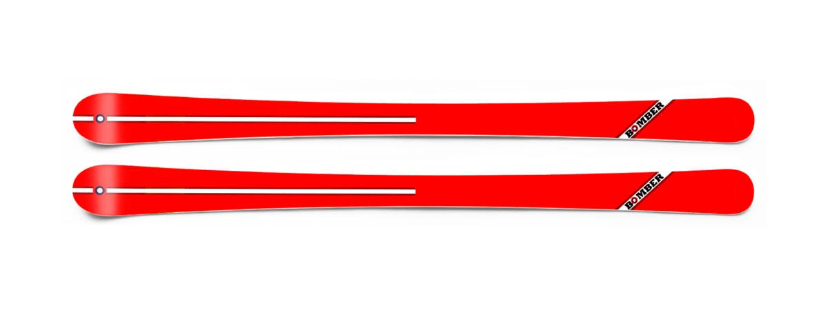 Bomber Ski, Red Baron