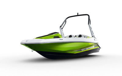 Scarab 165 Impulse, Vivid Green