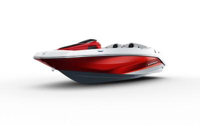 Scarab 165, Laser Red
