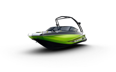 Scarab 195 Impulse, Vivid Green