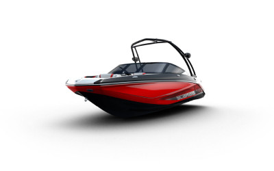 Scarab 195 Impulse, Laser Red