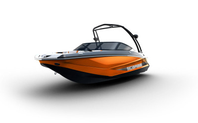 Scarab 215 Impulse, Radiant Orange