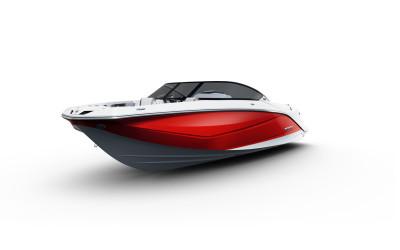 Scarab 255, Laser Red