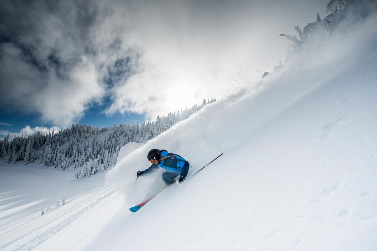 Rossignol Freeride Ski 2016/17, Actionbild 3