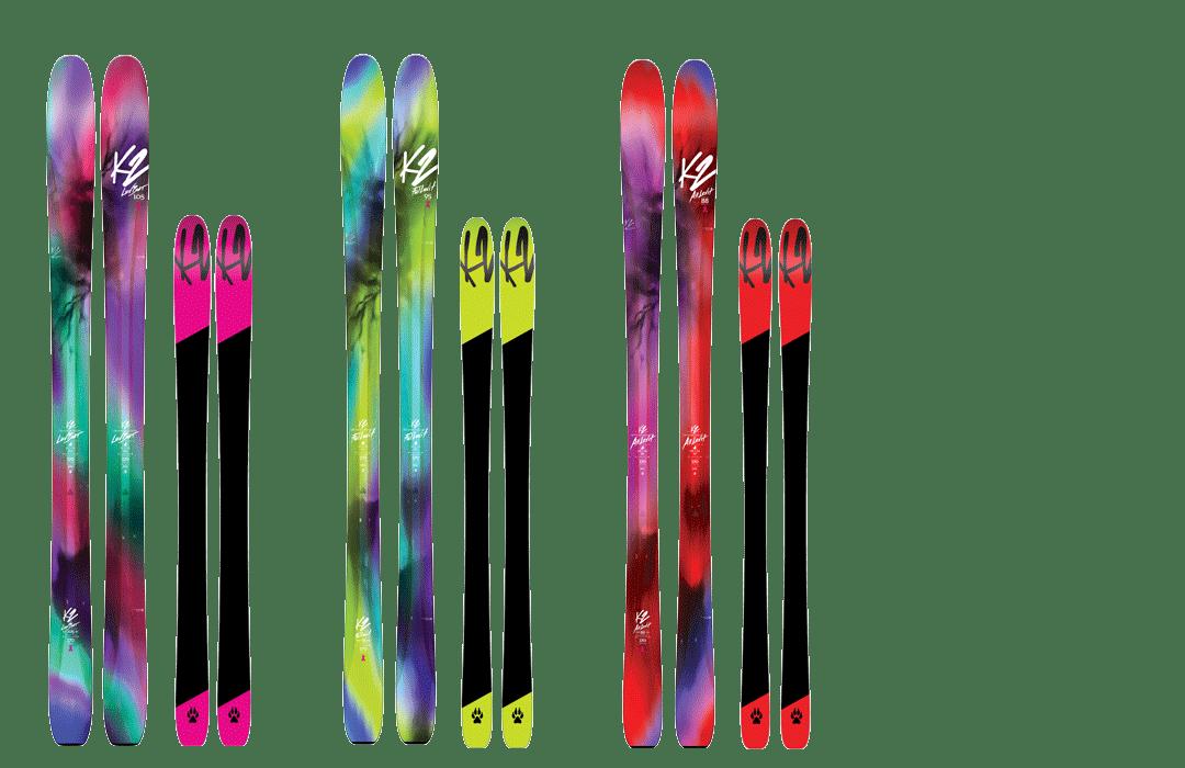 Bild K2 Palette Freeride Women, 2016/17