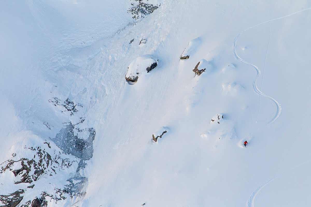 Dynastar Touren Ski, Actionbild 2, 2016/2017