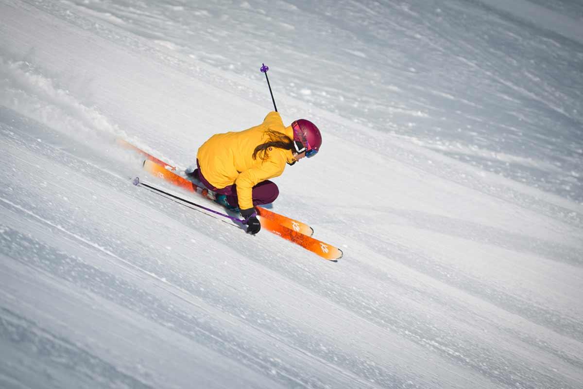 Bild K2 Allmountain Luv Struck 80, 2016/17