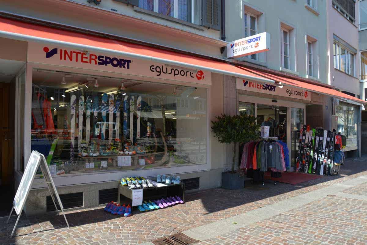 Eglisport-Winterthur-Aussenansicht