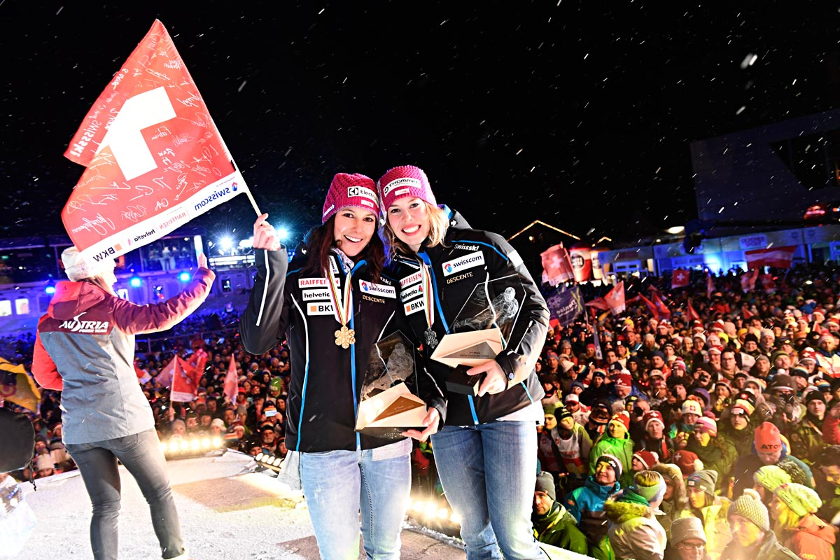 Ski-WM-2017-Siegerfeier-alpineKombination-Damen