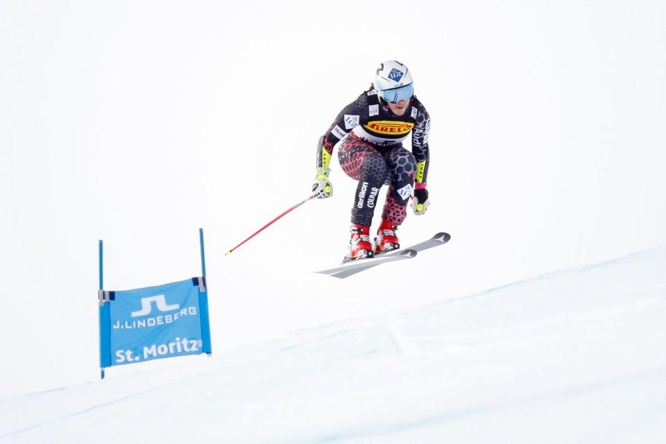 Alpine Ski WM 2017 St. Moritz, Super G Frauen, Tina Weirather