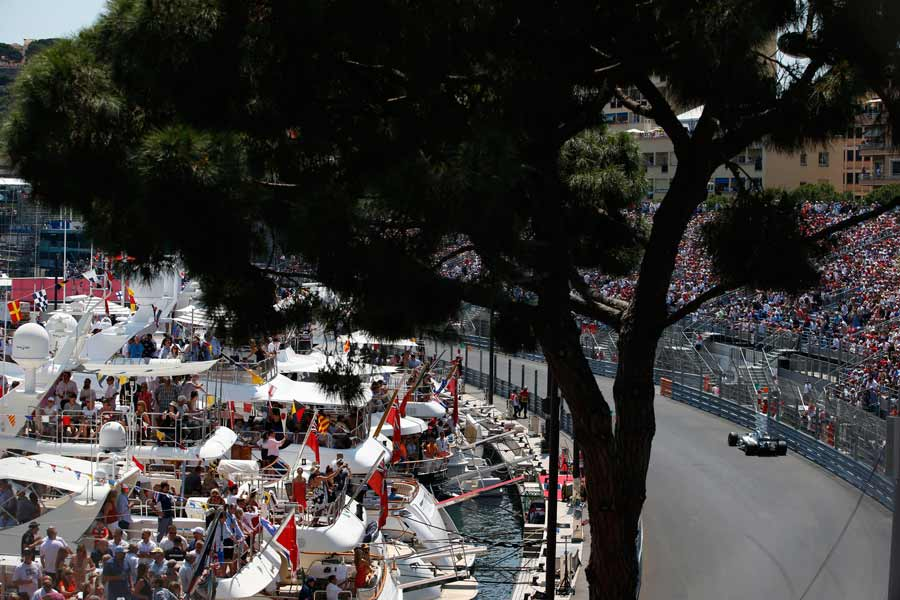 F1-GP-Monaco-Hafen