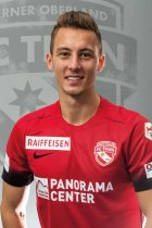 FC Thun, Nicolas Bürgy
