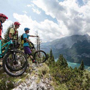 Biketour Trentino, Bärentrail Paganella