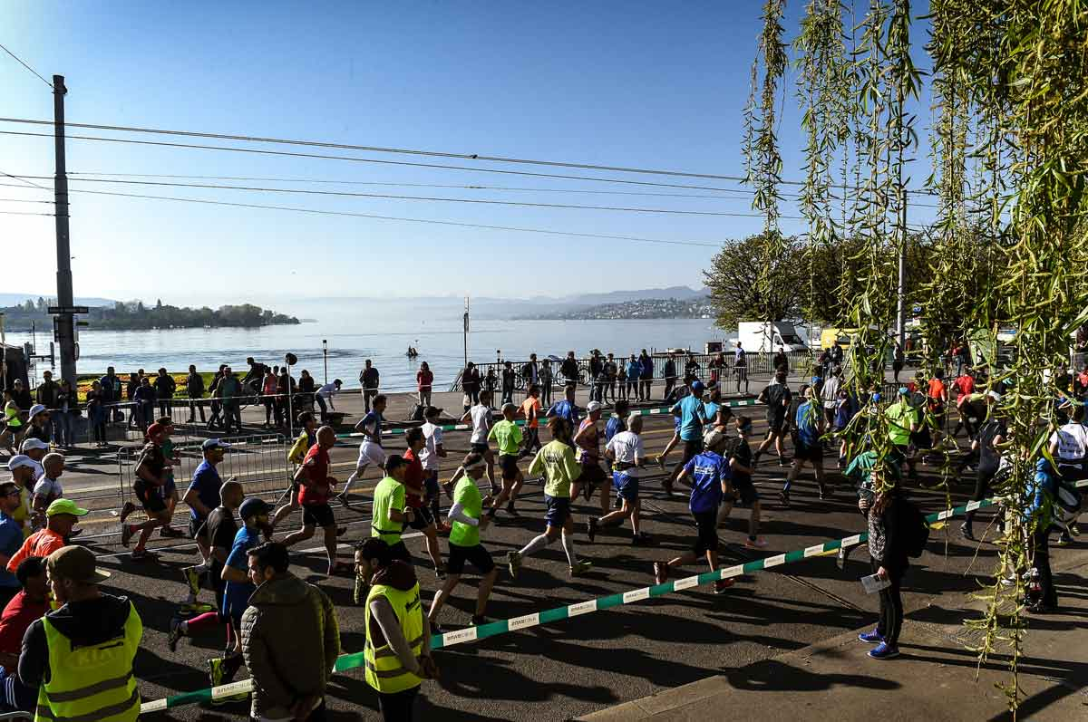 Zürich Marathon 2017