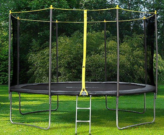 trampoline alice s garden sportifull