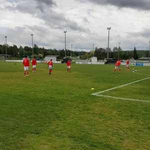 Läs mer om artikeln EuPa – Sporting Kristina 1-2