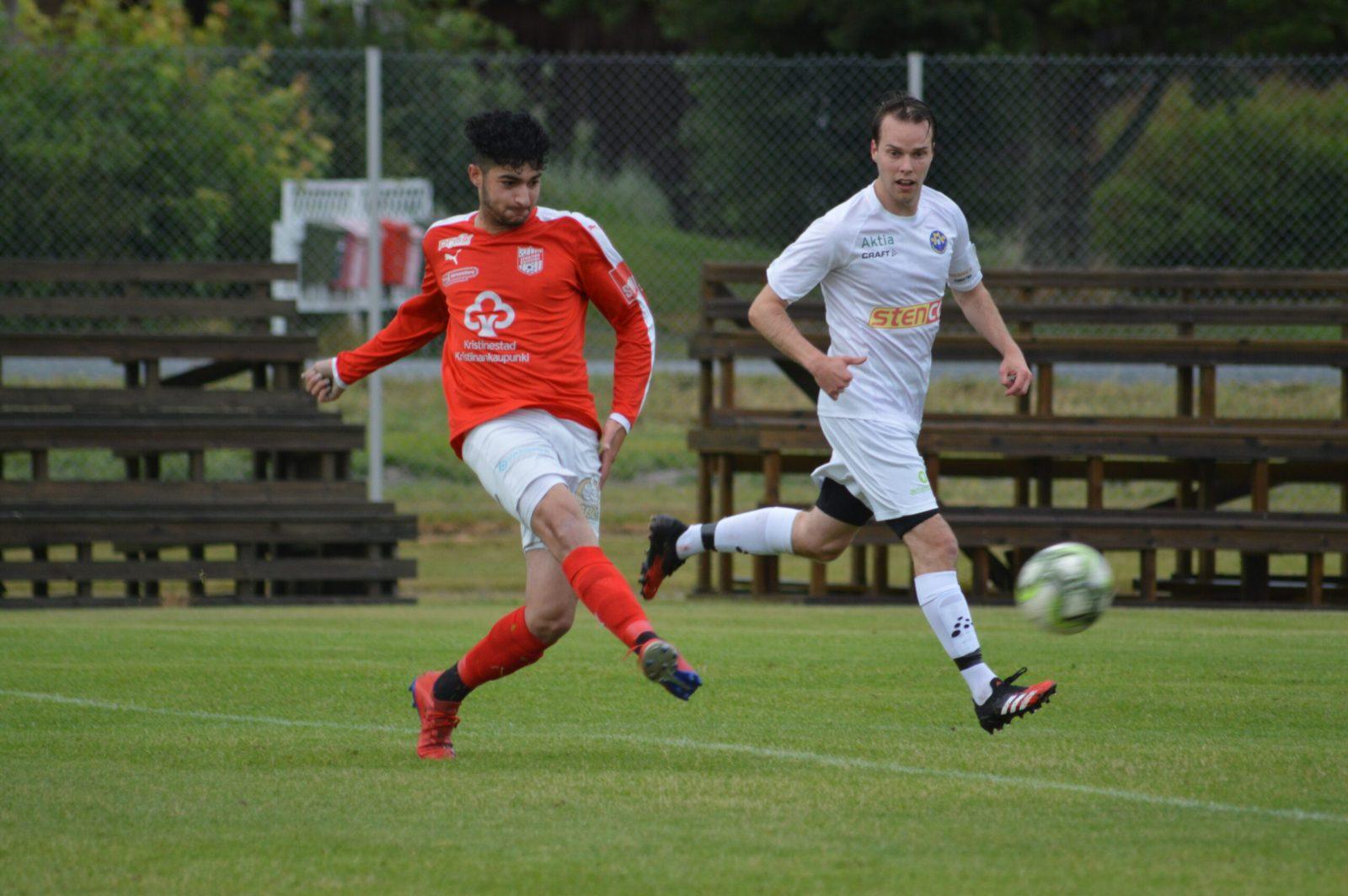Läs mer om artikeln Sporting Kristina Academy – Malax IF 2-3 (1-1)