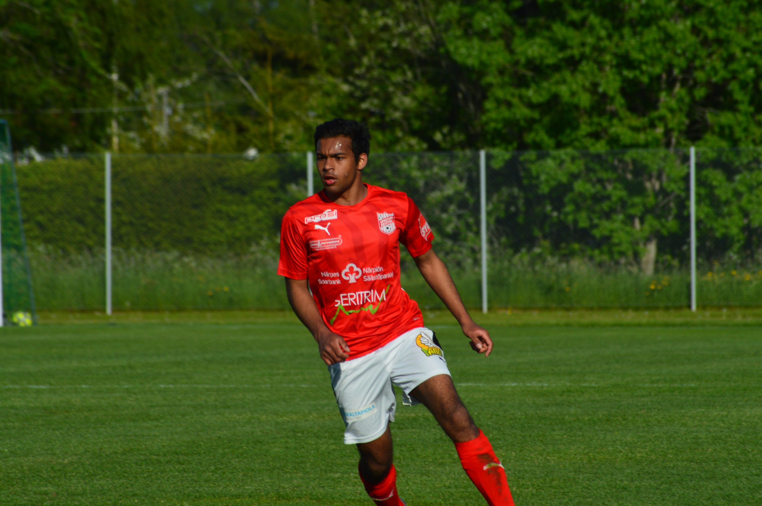 Read more about the article Sporting Kristina – Norrvalla FF 0-3 (0-3)