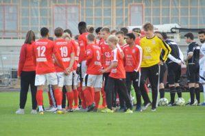 Read more about the article Peruuttu! Harjoitusottelu Sporting-KaIK 15.3