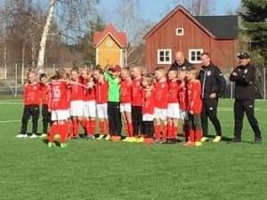 Read more about the article Sporting P10 sarjaotteluiden alkaminen su 19.5