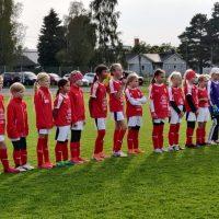 Sporting T10 pelasi Juniorcupissa eilen 24.8.2021