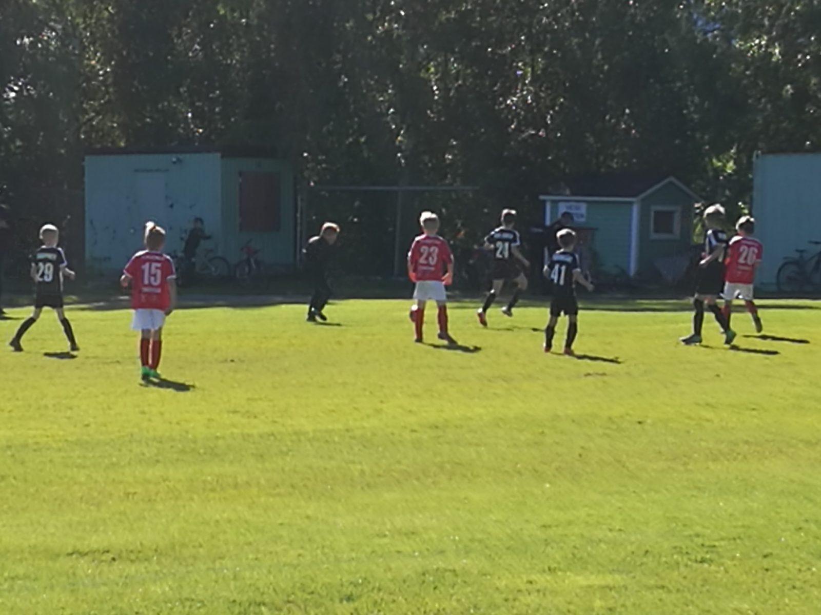 You are currently viewing Sporting P10 joukkueen kotiottelut VPSää vastaan sunnuntaina 25.08.2019
