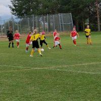 T10 pelasivat kaksi ottelua Laihiassa 14.8.19