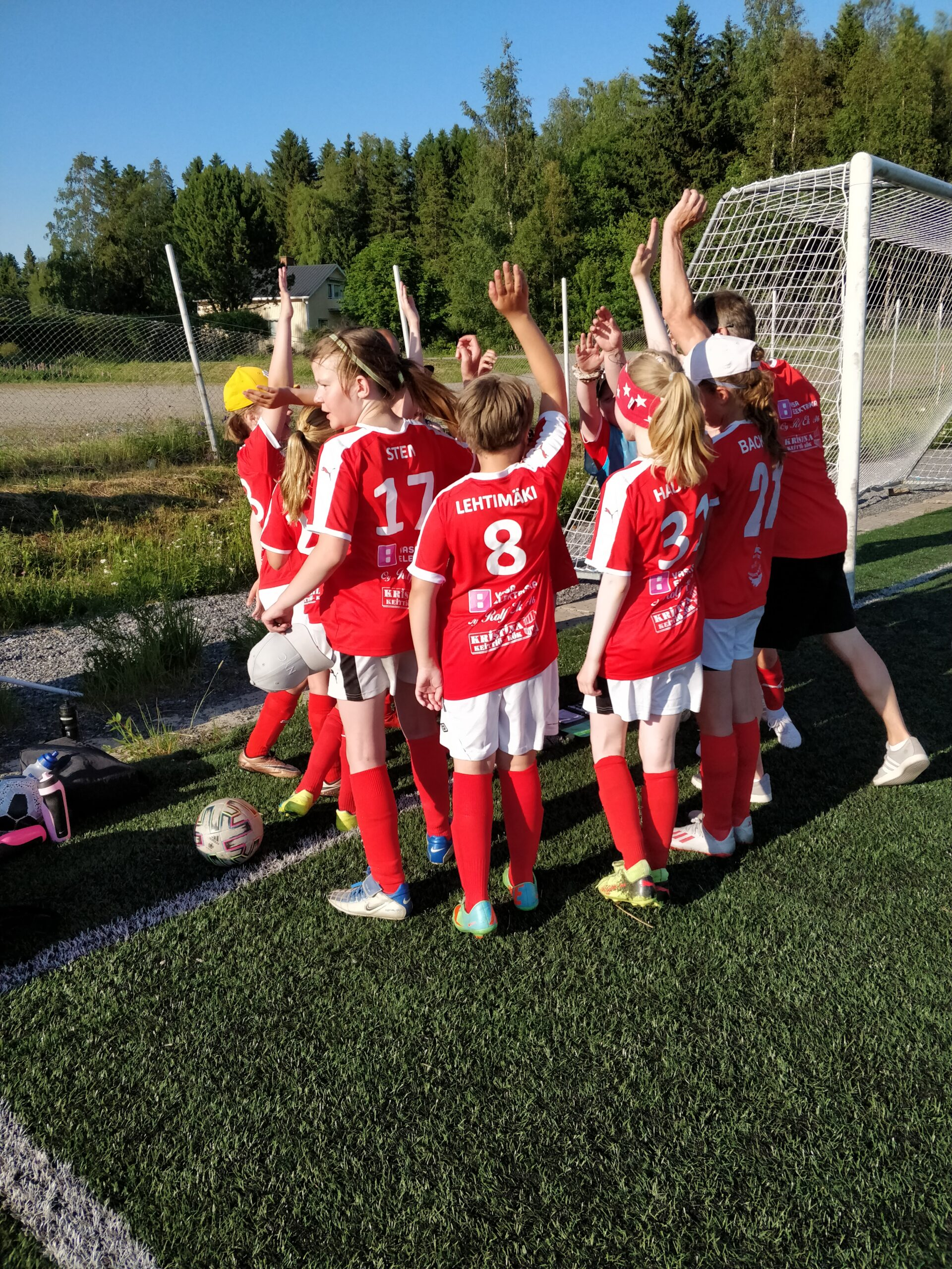 You are currently viewing T11 pelaavat ensimmäiset Juniorcupen ottelunsa