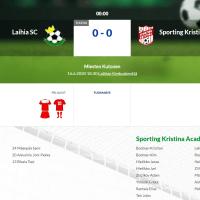 Laihia SC - Sporting Kristina Academy
