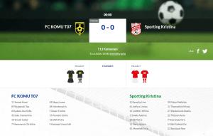 Läs mer om artikeln F13 FC KOMU – Sporting Kristina