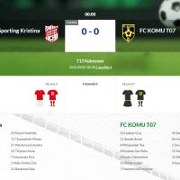 F13 Sporting Kristina - FC KOMU T07