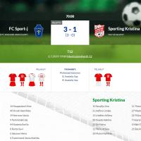 T12 FC Sport-j - Sporting Kristina 3-1 (3-0)